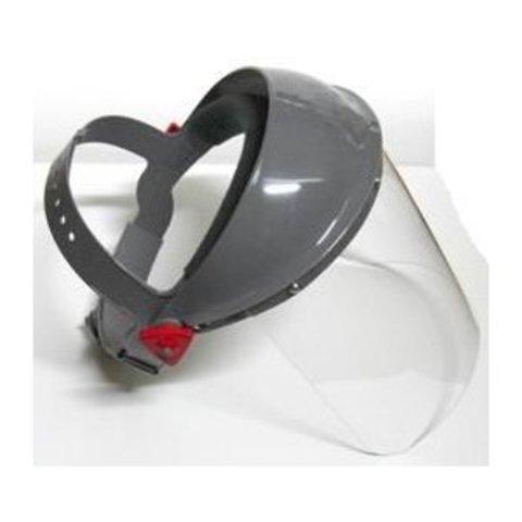 理研オプテック 防災面かぶり(作業帽)タイプ FS-500透