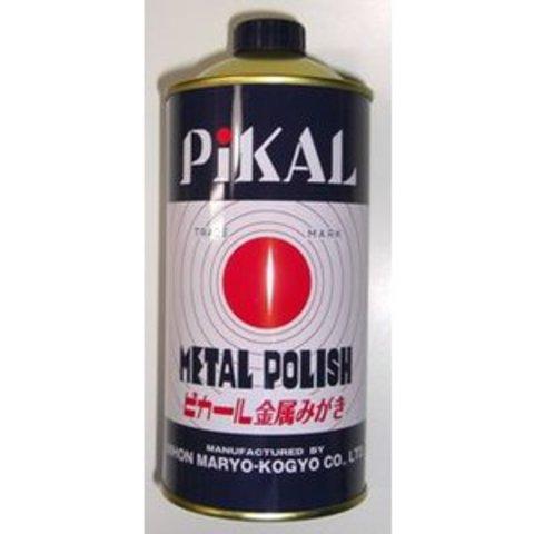 日本磨料工業ピカール液500g液状金属みがき