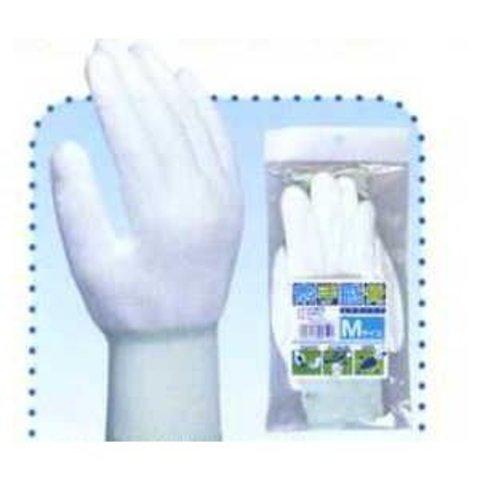 すべり止め手袋「素手感覚」1双入り軽作業・果樹作業・園芸に (レターパック発送可)