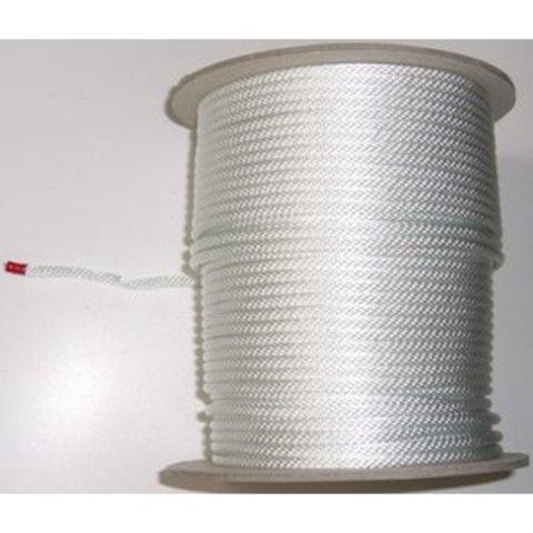 ナイロン金剛打ロープ日本製φ4.5ミリ×100M