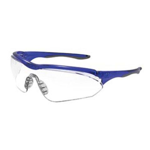 山本光学 保護めがね LF-501 JIS AF CLA/CBL UVカット・ソフトテンプル・ワイドビュー・ソフト鼻パッド付 JIS規格品