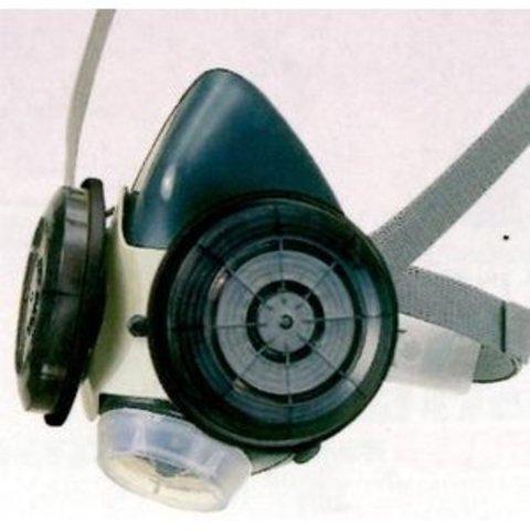 シゲマツ 防じんマスク DR28SL2W(M2)BT(L2Wフィルター付き)M2サイズ(標準)