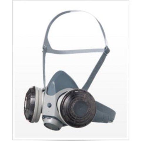 シゲマツ 防じんマスク DR28SU2W(M)HB(U2Wフィルター付き) Mサイズ(標準)