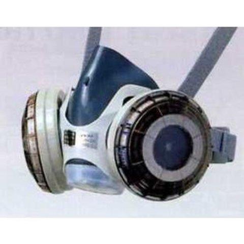 シゲマツ 防じんマスク DR26U2W(M)HB(U2Wフィルター付き)Mサイズ(標準)