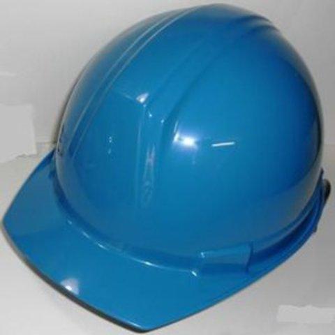 タニザワ工事用ヘルメット(保護帽・安全帽)ST0169FZ(EPA) 青(B-1)溝付き・ライナー入り