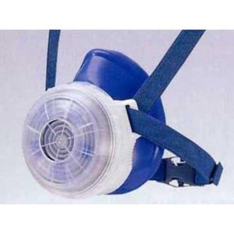 シゲマツ 防じんマスク DR76U2-s(M/E)HB(U2フィルター付き)M/Eサイズ(標準)