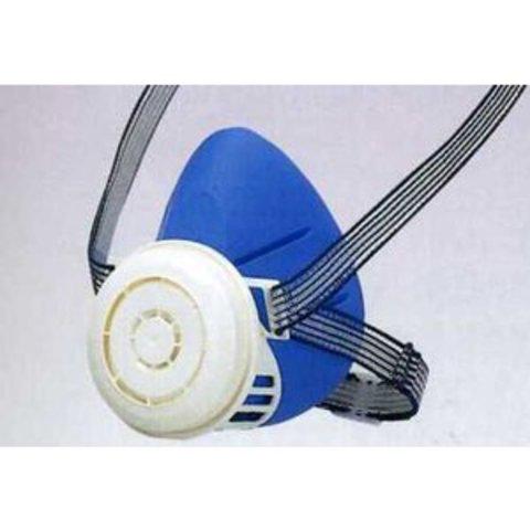 シゲマツ 防じんマスク DR33L(M)ST(Lフィルター付き)Mサイズ(標準)