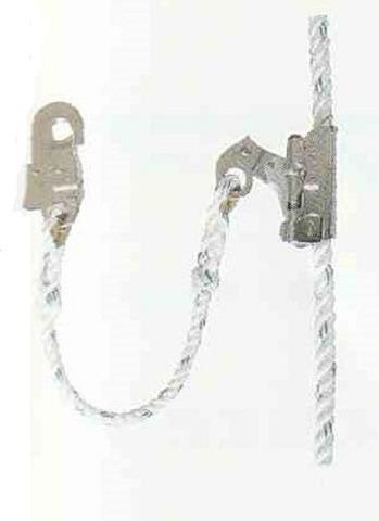 ツヨロン墜落防止装置(昇降用)SS21ロリップ(親綱式昇降移動用スライド)送料半額