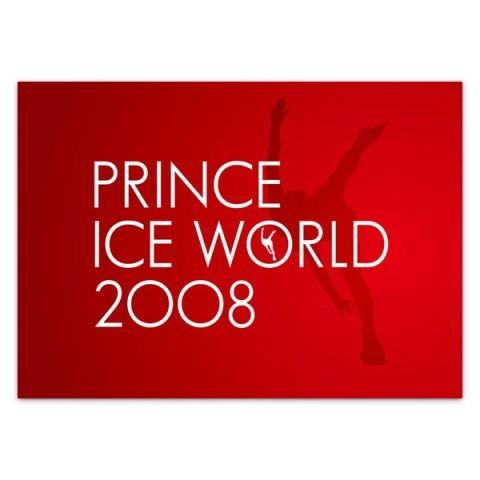 プリンスアイスワールド2008 公式プログラム
