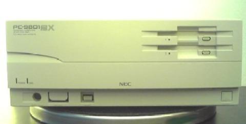 PC-9801BX/U2