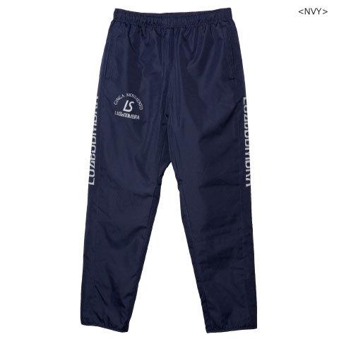 【17'秋冬商品】ルースイソンブラ/ BETTER FIT INNER COTTON LONG PANTS