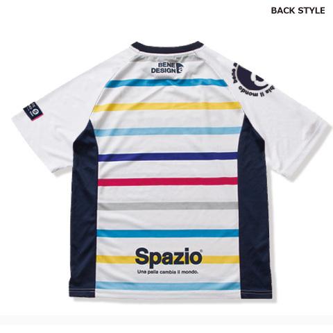 【TEAM ORDER対応】スパッツィオ/Jrプラクティスシャツ(0379)