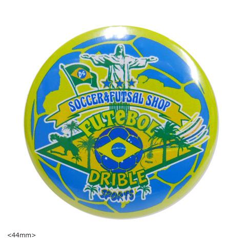 【350円Delivery対象】DMS/ FUTEBOL缶バッジ(Type2)