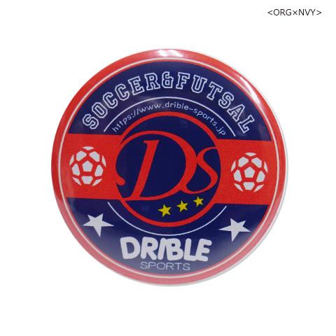 【350円Delivery対象】DMS / DRIBLE缶バッジ(Type6)