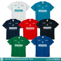 【350円Delivery対象】【18'春夏商品】ルースイソンブラ/ Jr COMBINATION LINE  PRA-SHIRT