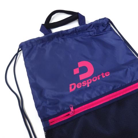 【350円Delivery対象】デスポルチ/ ランドリーバック