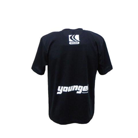 【350円Delivery対象】【取扱いスタート特別価格♪】ヤンガー/ ヤンガー×ヤスダ プラTシャツ