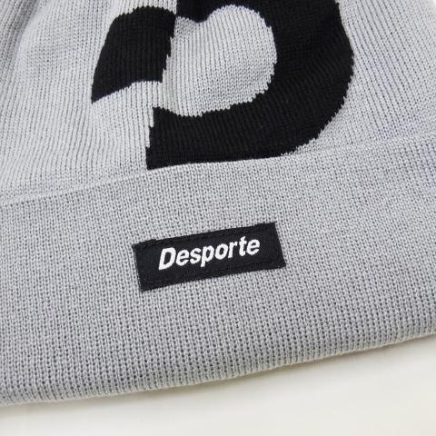 【数量限定生産商品】[Desporte/デスポルチ] ビーニーキャップ04 [DSP-BN04]