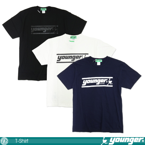 【SALE30%OFF】【350円Delivery対象】【2019春夏商品】ヤンガー/ ヤンガーTシャツ