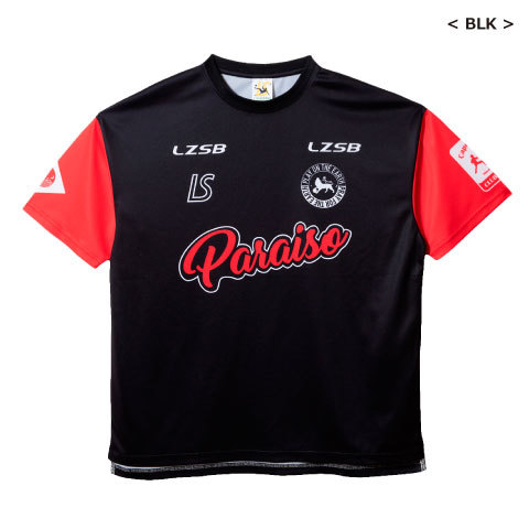 【SALE20%OFF】【350円Delivery対象】【2019秋冬商品】ルースイソンブラ/CLUB PARAISO CAM GAME-SHIRT