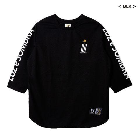 【350円Delivery対象】【2019秋冬商品】ルースイソンブラ/inherit the KANOKO 7sleeve shirt