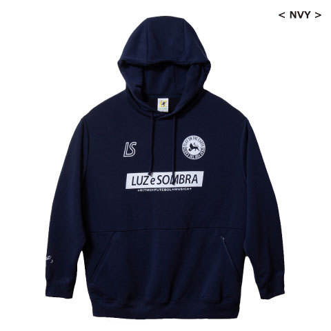 【 20%OFF 】★送料無料★ルースイソンブラ/  P100  ACTIVE SWEAT PULLOVER PARKA [F1911126]