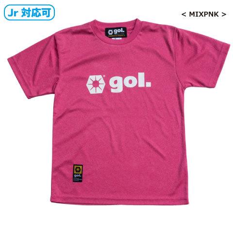 【TEAM ORDER対応】ゴル/ ベーシックドライTシャツ