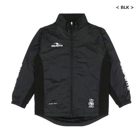【TEAM ORDER対応】ダウポンチ/ 裏付きウィンドブレーカーフードジャケット