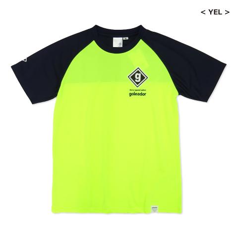 【350円Delivery対象】【 2020 春夏 】ゴレアドール/ 切替 プラシャツ