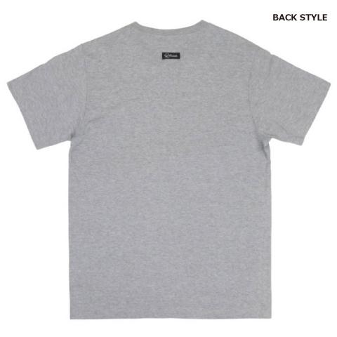 【350円Delivery対象】【 2020 春夏 】ダウポンチリラクシャー/ フラワーボックスロゴTシャツ