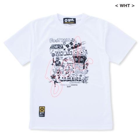 【 2020 春夏 】【350円Delivery対象】ゴル/ Jrドライシャツ<chaka-chaka>