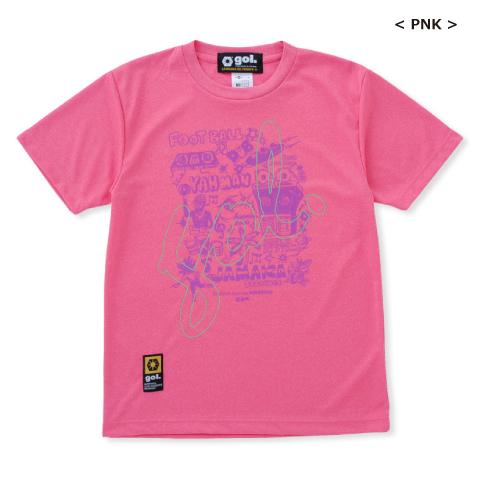 【350円Delivery対象】【 2020 春夏 】ゴル/ Jrドライシャツ<chaka-chaka>