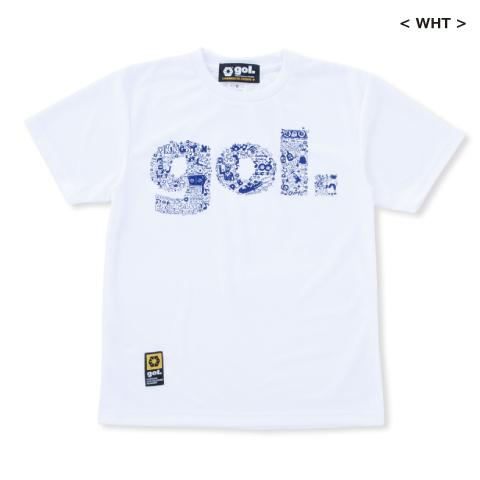 【350円Delivery対象】【 2020 春夏 】ゴル/ ドライシャツ<Big Logo>