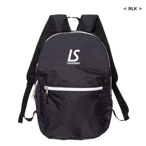[LUZeSOMBRA/ルースイソンブラ] LS EASY POCKETABLE BAGPACK [F2014703]