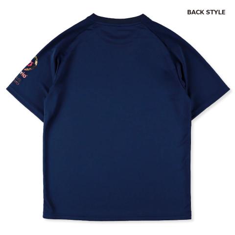 【350円Delivery対象】【 2020春夏 】スパッツィオ/ フラワーロゴプラシャツ2