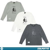 ダウポンチ/ ロングスリーブTシャツ [DPZ0300]