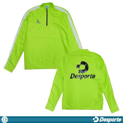 [Desporte/デスポルチ]  ピステシャツ [DSP-PJ24SL]