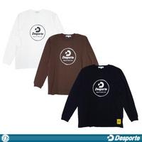 ★★ロンT 2BUY 10%OFF★★[Desporte/デスポルチ]  長袖Tシャツ [DSP-T43L]
