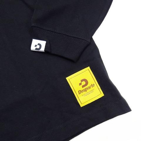 [Desporte/デスポルチ]  長袖Tシャツ [DSP-T43L]