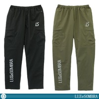 [LUZeSOMBRA/ルースイソンブラ] TWM STRETCH TAFTA CARGO LONG PANTS [F2011413]