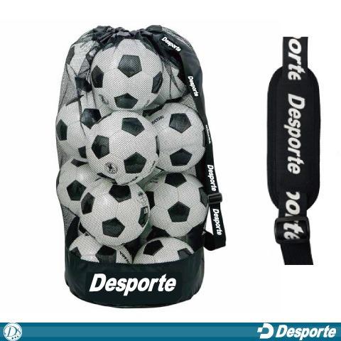 [Desporte/デスポルチ]  ボールバッグ(4号球/16球収納可)[DSP-BBG02]