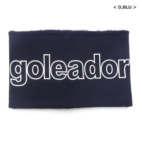 [goleador/ゴレアドール] ドライスウェット裏フリースネックウォーマー [A-035]