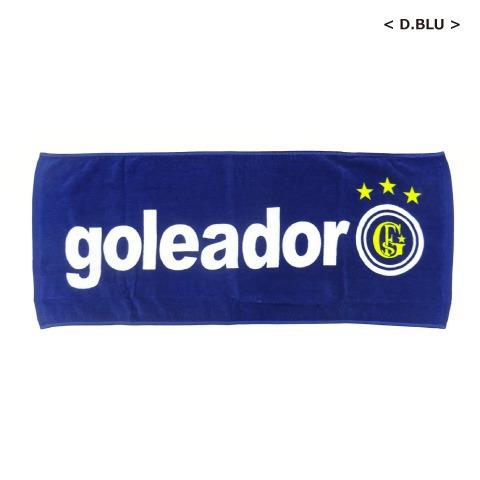 [goleador/ゴレアドール] フェイスタオル [G-2162]