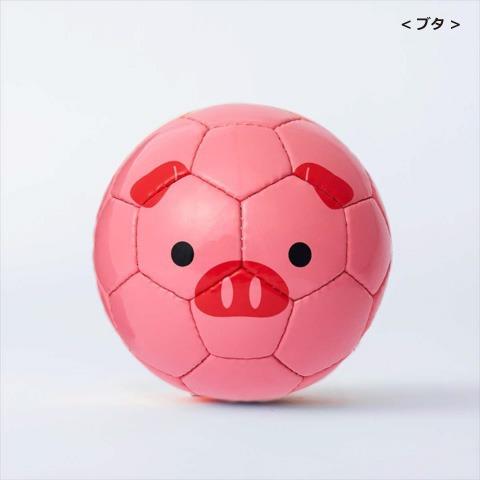 [sfida/スフィーダ] 【幼児用ボール】FOOTBALL ZOO [BSF-ZOO06]