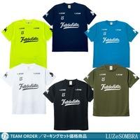 【TEAM ORDER対応】】ルースイソンブラ/ FUTEBOL ZION PRA-SHIRT