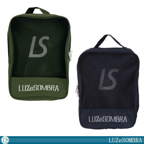 [LUZeSOMBRA/ルースイソンブラ] TWO LAYER SHOES CASE [F1814715]