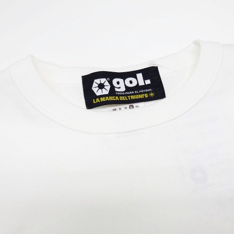 [gol./ゴル] 3/4袖丈Tシャツ<SHAN> [G192-804]