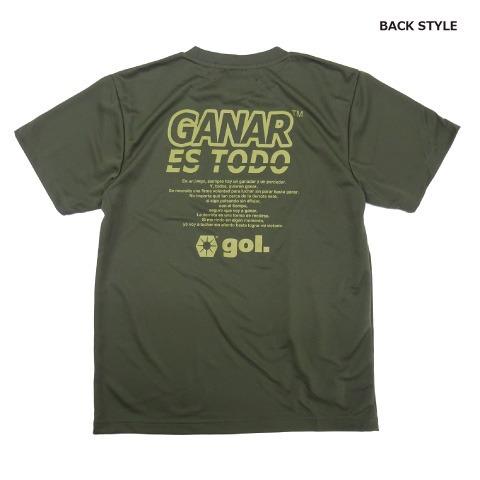 [gol./ゴル] ドライシャツ<BANDEIRA> [G192-808]