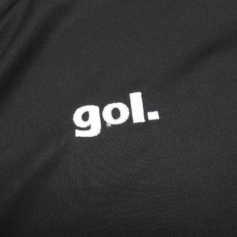 [gol./ゴル] ルーズシルエットプラシャツ<PEQUENO> [G142-569]