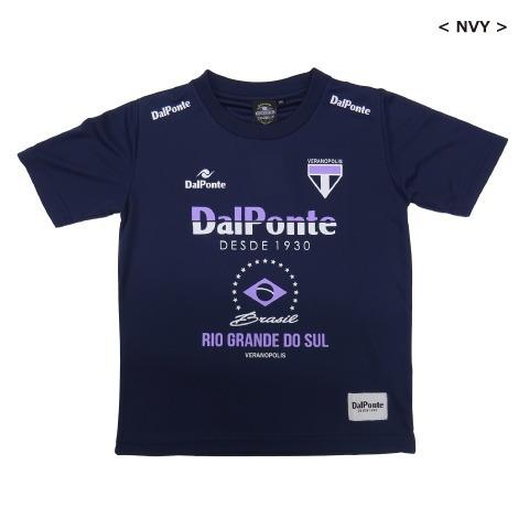 [DALPONTE/ダウポンチ] ジュニア アスレジャードライTシャツ[DPZ0319J]